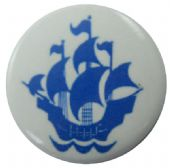 Blue Peter Badge - Button Badge